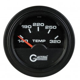5030 2 ELECTRIC TRANS. TEMP. 140-320 F Black