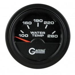 5042 2 ELECTRIC HIGH WATER TEMP. 100-280 F Black