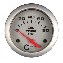 11001 2 5/8 ELECTRIC OIL PRESSURE 0-80 PSI - INCLUDES SENDER Platinum