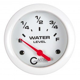 13009 2 5/8 ELECTRIC WATER LEVEL 240-33 OHMS White