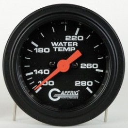 5044 2 ELECTRIC HIGH WATER TEMP. 100-280 F Black