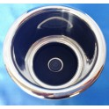 490 LARGE STAINLESS STEEL DRINK HOLDER