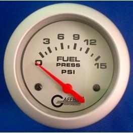 11007 2 5/8 ELECTRIC FUEL PRESSURE 0-15 PSI - INCLUDES SENDER Platinum