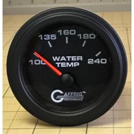5040 2 ELECTRIC WATER TEMP. 100-240 F Black