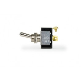 9300 TOGGLE SWITCH MOMENTARY ON/OFF SINGLE POLE (FOR MEMORY RECALL)