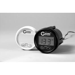 5003 HIGH PERFORMANCE DIGITAL DEPTH SOUNDER KIT BLACK W/ALARM