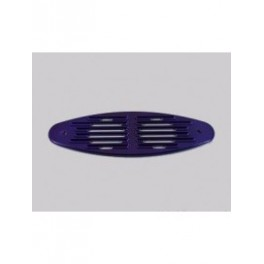 39 LARGE VENT PLATE - DUAL - ROUND END
