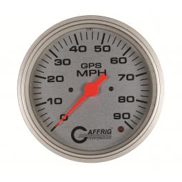 4550 4 5/8 GPS ANALOG 120 MPH SPEEDOMETER KIT PLATINUM