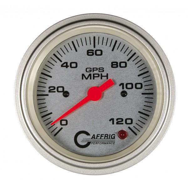 4558 3 3 8 Gps Analog 160 Mph Speedometer Kit