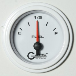 5502 2 ELECTRIC FUEL LEVEL 240-33~ White
