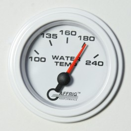 5540 2 ELECTRIC WATER TEMP. 100-240 F White