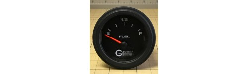 "2"" Series Gauges Black"