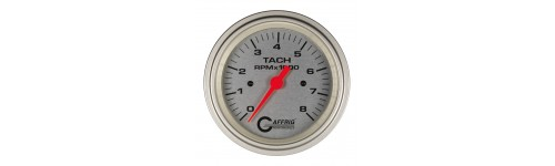 Tach and Tach/Hour Meters Platinum