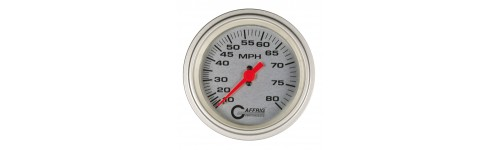 Dry Mechanical Speedometers Platinum