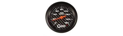 GPS Speedometers Carbon Fiber