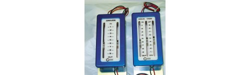 Mechanical Indicators, Drive Acuators & Trim Panels